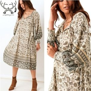 SPELL & THE GYPSY COLLECTIVE Boho Journey Dress